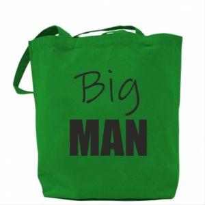 Bag Big man