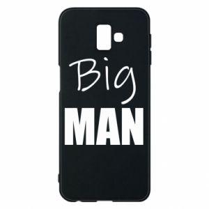 Phone case for Samsung J6 Plus 2018 Big man