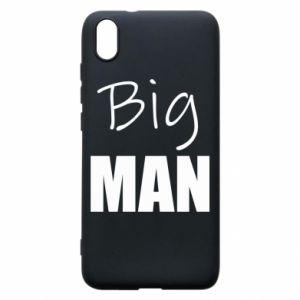 Phone case for Xiaomi Redmi 7A Big man