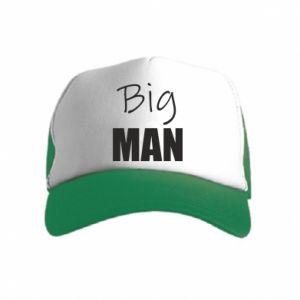 Kid's Trucker Hat Big man