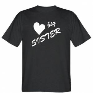Koszulka Big sister