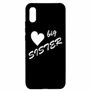 Xiaomi Redmi 9a Case Big sister