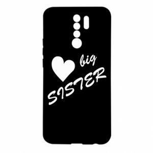 Xiaomi Redmi 9 Case Big sister