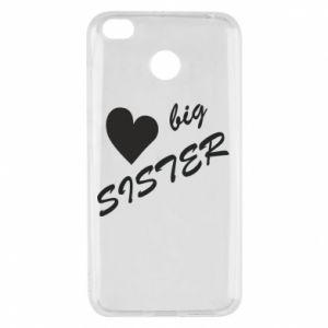 Xiaomi Redmi 4X Case Big sister