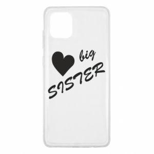 Samsung Note 10 Lite Case Big sister