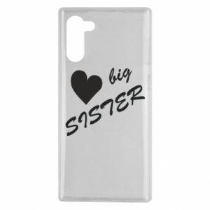 Samsung Note 10 Case Big sister