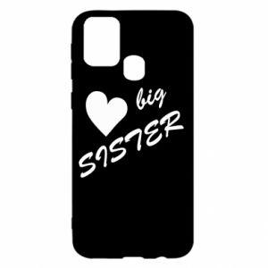 Samsung M31 Case Big sister