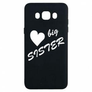 Samsung J7 2016 Case Big sister