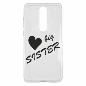 Nokia 5.1 Plus Case Big sister