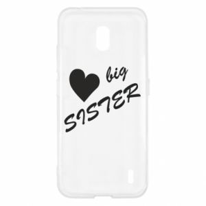 Nokia 2.2 Case Big sister