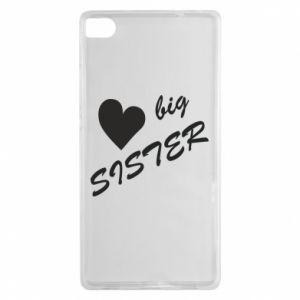 Huawei P8 Case Big sister