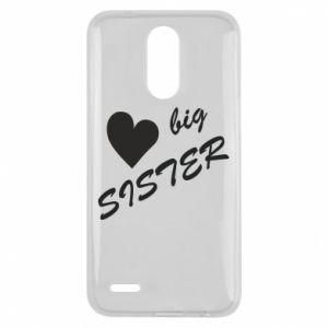 Lg K10 2017 Case Big sister