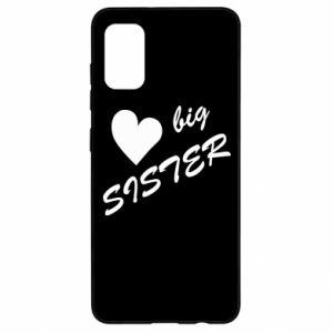 Samsung A41 Case Big sister