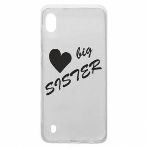 Samsung A10 Case Big sister