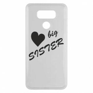 LG G6 Case Big sister