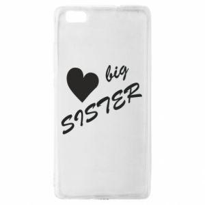 Huawei P8 Lite Case Big sister
