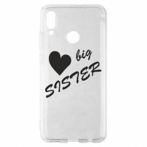 Huawei P Smart 2019 Case Big sister