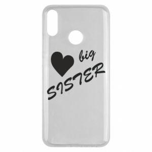 Huawei Y9 2019 Case Big sister