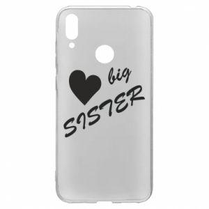 Huawei Y7 2019 Case Big sister