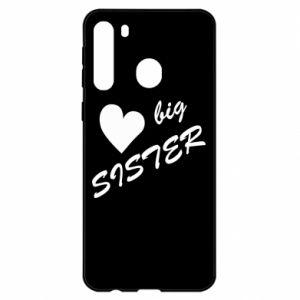 Samsung A21 Case Big sister