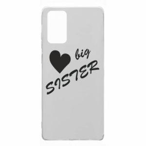 Samsung Note 20 Case Big sister