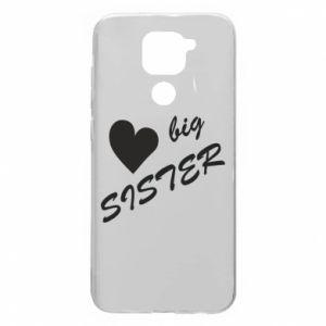 Xiaomi Redmi Note 9 / Redmi 10X case % print% Big sister