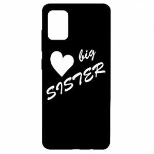 Samsung A51 Case Big sister