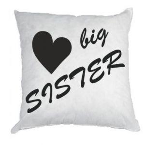 Poduszka Big sister - PrintSalon