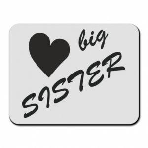 Podkładka pod mysz Big sister - PrintSalon