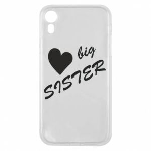Etui na iPhone XR Big sister