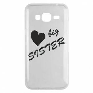 Samsung J3 2016 Case Big sister