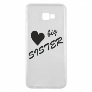 Etui na Samsung J4 Plus 2018 Big sister