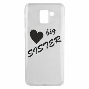 Samsung J6 Case Big sister