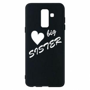 Samsung A6+ 2018 Case Big sister