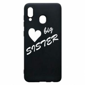 Samsung A20 Case Big sister