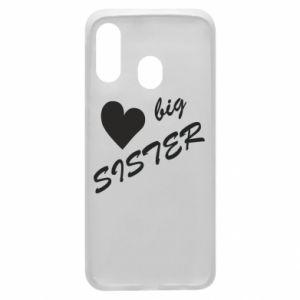 Samsung A40 Case Big sister