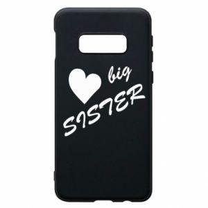 Samsung S10e Case Big sister