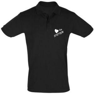 Koszulka Polo Big sister - PrintSalon