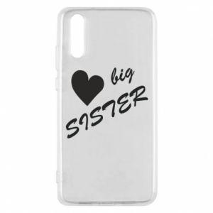 Huawei P20 Case Big sister