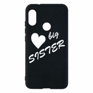 Mi A2 Lite Case Big sister
