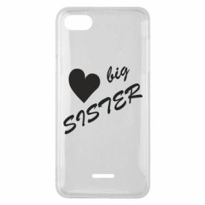 Xiaomi Redmi 6A Case Big sister