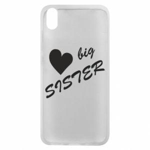 Xiaomi Redmi 7A Case Big sister
