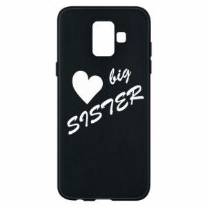 Samsung A6 2018 Case Big sister