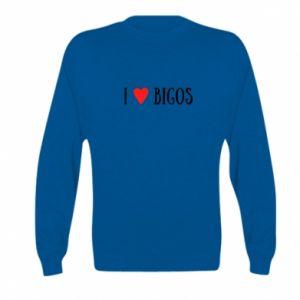 Bluza dziecięca Bigos