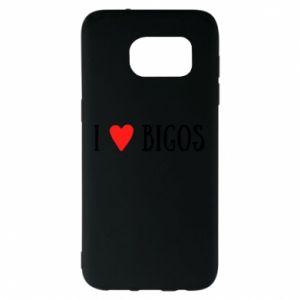 Etui na Samsung S7 EDGE Bigos