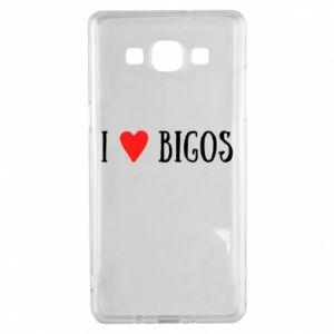 Etui na Samsung A5 2015 Bigos