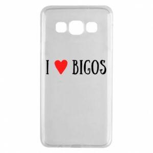 Etui na Samsung A3 2015 Bigos