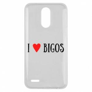 Etui na Lg K10 2017 Bigos