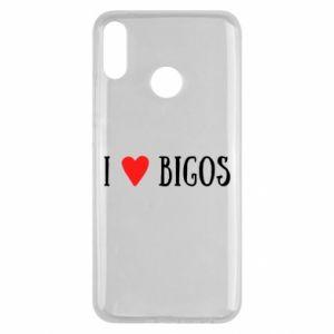 Etui na Huawei Y9 2019 Bigos