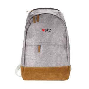 Urban backpack Bigos
